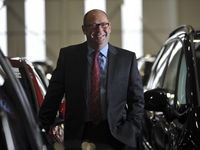 Michael Buxton becomes chief operating officer (COO) for Cox Automotive's International operations effective 1 July 2018.