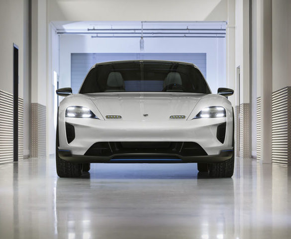 250-miles in 15 minutes promised by Porsche's new EV