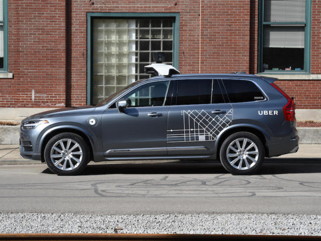 Uber has stopped its autonomous vehicle tests following the fatal crash.