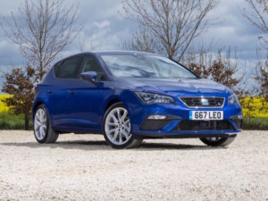 The Seat Leon saw a three-digit growth rate in the February true fleet market.