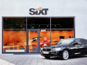 The changes will see Sixt merge its corporate solutions.