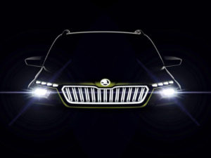 Vision X is the first hybrid vehicle in Škoda's history with natural gas, petrol and electric drive