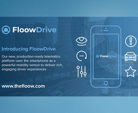 FloowDrive provides insurers with telematics platform for fleets