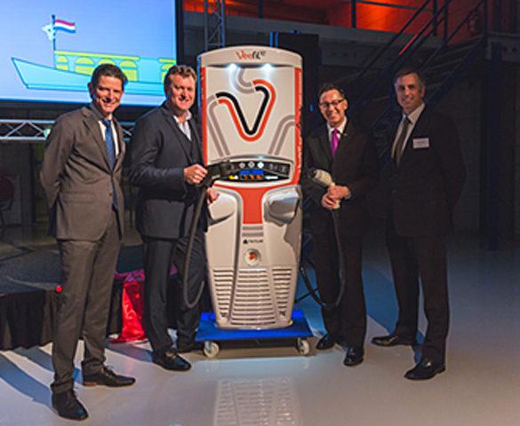 Tritium announces major European expansion