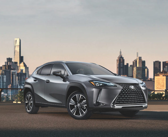 Lexus enters compact crossover segment with new UX