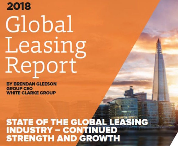 Annual Global Leasing Report reveals confident industry outlook