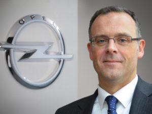 Xavier Duchemin, executive director sales Opel/Vauxhall Europe