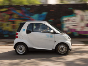 E-carsharing plays an important role for the breakthrough of electric mobility according to car2go