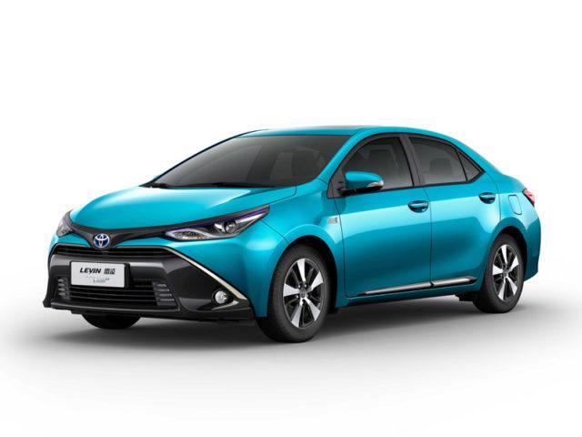 Toyota Levin Plug-in Hybrid