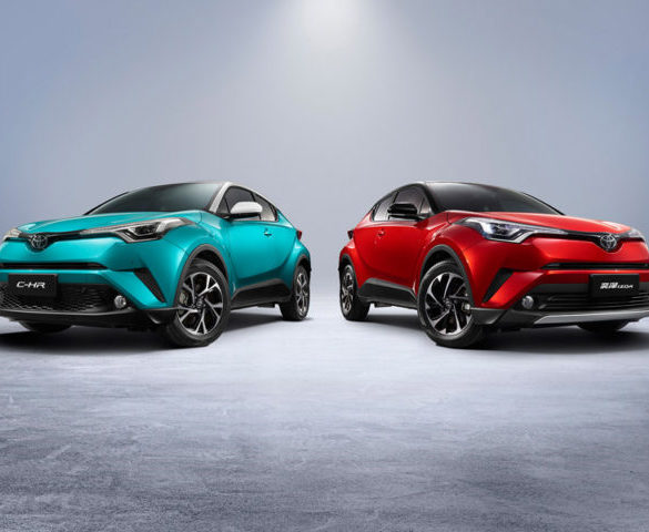 Toyota reveals multiple electrified models