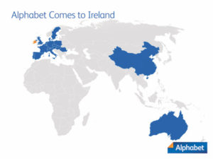 Alphabet now offers fleet solutions in 21 markets globally.