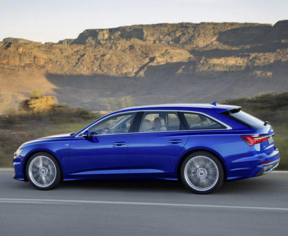 New Audi A6 Avant puts focus on practicality and aesthetics