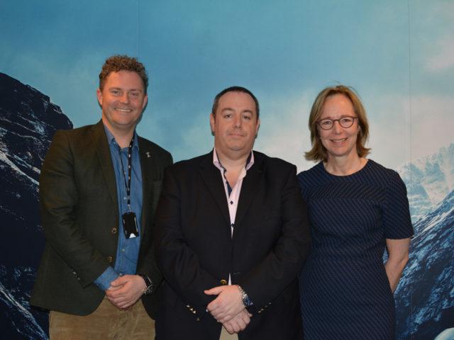 David Norton, Bjorn Erik B Helgeland and Andrea Davis