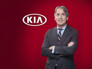 Emilio Herrera, chief operating officer of Kia Motors Europe