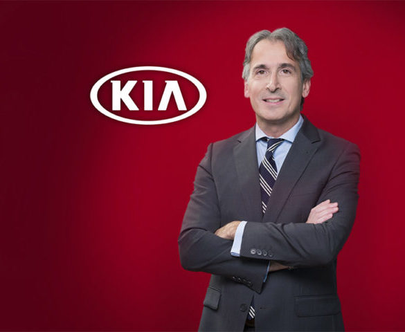 Emilio Herrera appointed COO at Kia Motors Europe