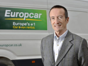 New Europcar Uk Sales And Marketing Director To Drive Mobility