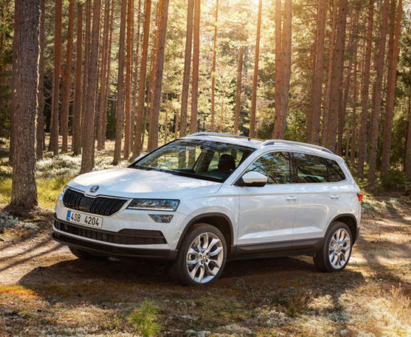 Road Test: Škoda Karoq