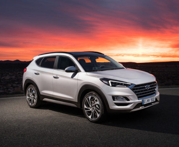 Facelifted Hyundai Tucson gets new engines and driver aids