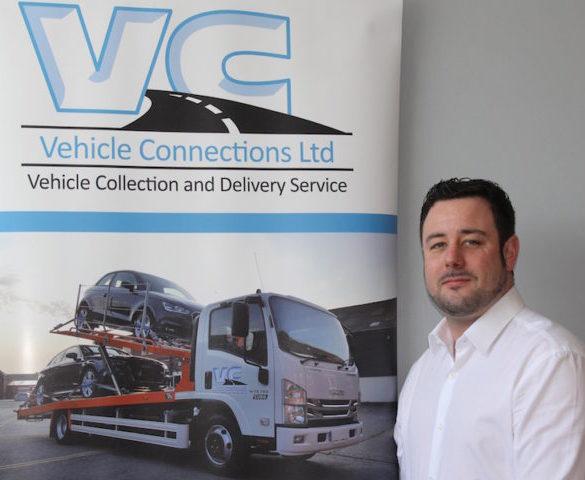 moDel-VM brings major efficiencies for vehicle logistics firm
