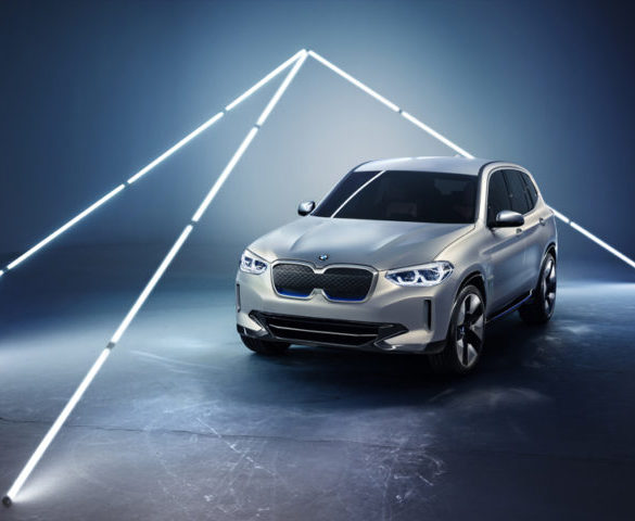 Electric BMW iX3 and future plans revealed