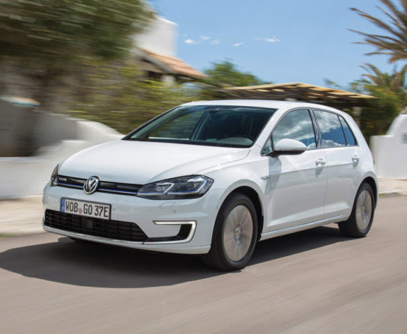 Road Test: Volkswagen e-Golf