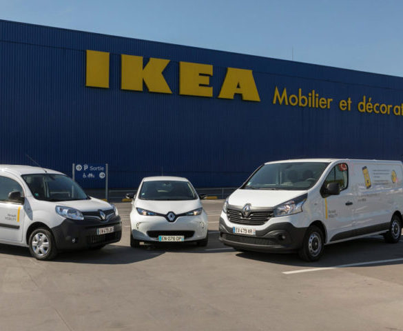 Ikea partners with Renault for car sharing service