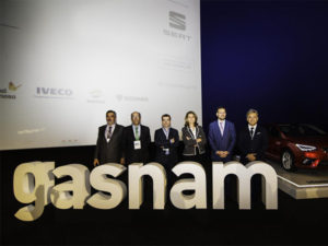 "Seat president de Meo told the GASNAM Congress that CNG is ""a sustainable, profitable alternative to traditional fuels and the electric vehicle""."