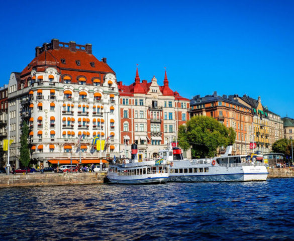 Stockholm ranked best European city for mobility systems