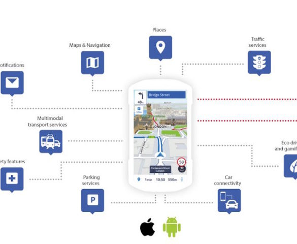 Sygic platform could aid development of traffic management apps