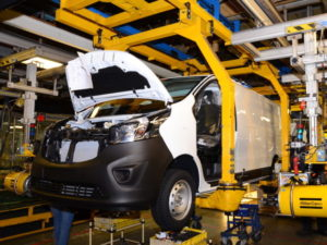 Vauxhall Luton Plant - Vivaro Production, March 2016