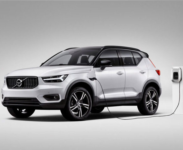 Volvo plans 50% of sales to be electric