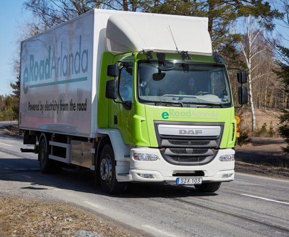 World's first public EV recharging road goes live