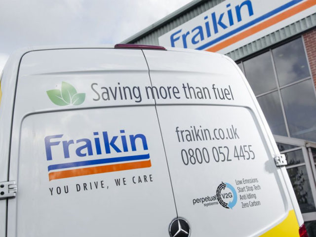 Fraikin Group's new management team has set its sights on a transformation plan and rebranding