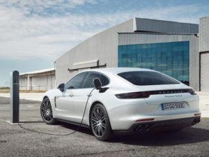 Porsche Panamera 4 E-Hybrid accounted for 60% of Panamera sales