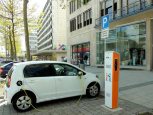 A report by Sophus3 shows interest in EVs increased 60% in 2017.