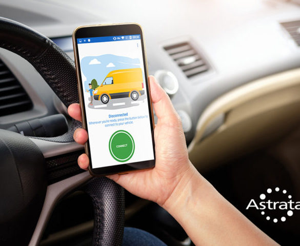 Astrata telematics solution now available for LCVs in France