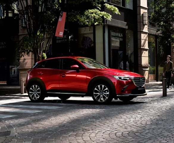 Mazda debuts new 1.8-litre diesel engine