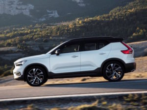 Volvo is ramping up European production of the XC40 and adding capacity at its Luqiao plant in China