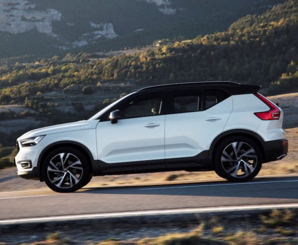 Volvo increases XC40 production