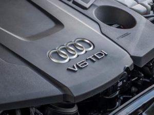 Audi V6 TDI engine
