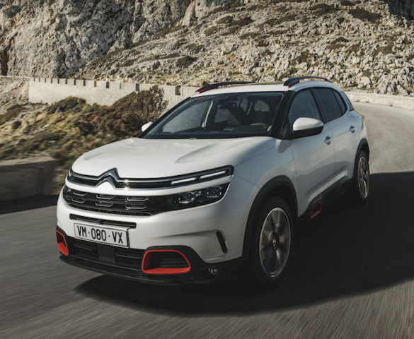 Citroën reveals C5 Aircross