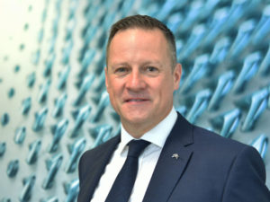 Karl Howkins becomes managing director of Citroën UK