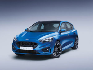 Designed from a clean sheet for easier living, the new Ford Focus aims to offer broader appeal