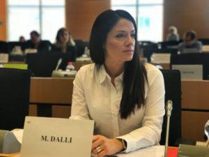 MEP Miriam Dalli