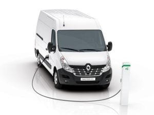 Rising electric and PHEV van registrations will have helped drive the CO2 fall