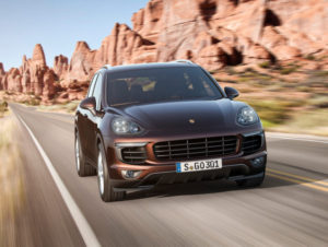 The German auto industry regulator found illegal software functions operating on Macan and Cayenne SUVs.
