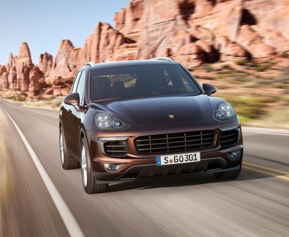 Porsche recalls 60,000 diesels
