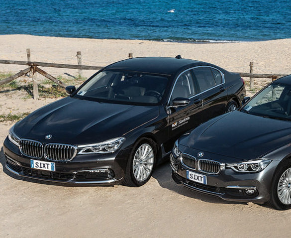 Sixt launches in Sardinia