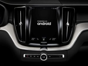Volvo Cars Android Sensus