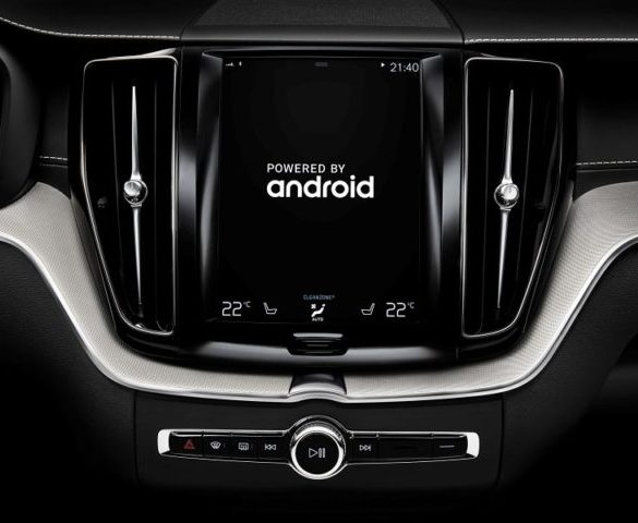 Volvo to offer integrated Google Maps app